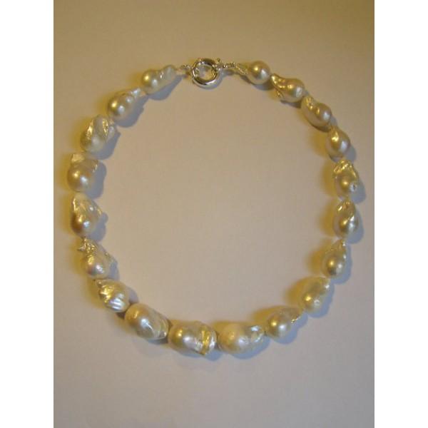 collier perles de culture baroques bracelets perles de. Black Bedroom Furniture Sets. Home Design Ideas
